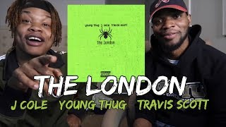 Young Thug   The London (ft. J. Cole & Travis Scott) [Official Audio   DISSECTEDFIRST LISTEN