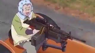 "Baka Oppai Anime 404 Аниме ролик.""Звёздные войны"""