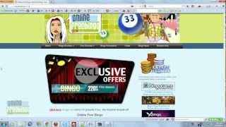 Exclusive Online Bingo Offers July 2012 - Sing Bingo- City Bingo- Gone Bingo.