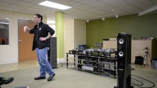 Pacific Northwest Audio Society May 2017 Meeting with Mat Weisfeld of VPI Part 1