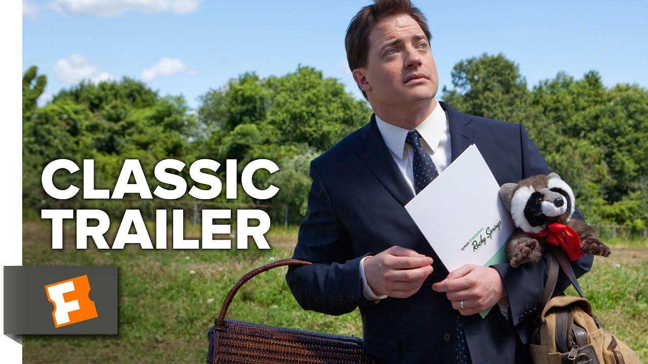 Video trailer för Furry Vengeance (2010) Official Trailer - Brendan Fraser, Brooke Shields Movie HD