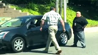 ROAD RAGE IN AMERICA | COPS PURSUED CAR CRASHES INTO SPECTATORS | TOP NEWS, STORIES, COMMENTS
