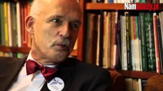 NamZależy Wywiady #02 - Janusz Korwin-Mikke 3/3