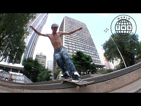 World View: SkateVida Episode 2 | The Last Sessions of Sao Paulo, Brazil's Vale Do Anhangabaú