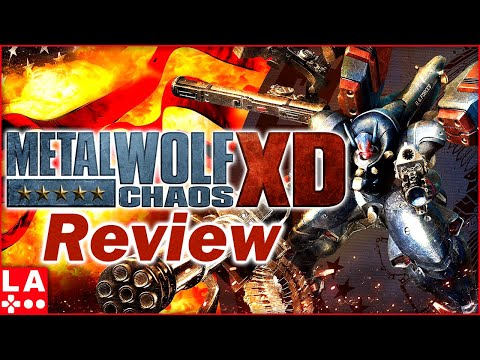 Metal Wolf Chaos XD Review video thumbnail