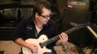 ALIEN ANT FARM - Smooth Criminal - Guitar Lesson by Mike Gross - How to play - Tutorial