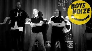 Boys Noize - Overthrow (Official Video)
