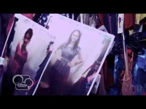 Violetta 2 -  Diario del Set 3  - Il guardaroba di Violetta