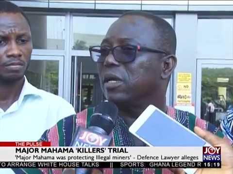 Major Mahama 'Killers' Trial - The Pulse on Joy News (24-5-18)
