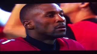 Dallas Cowboys VS Arizona Cardinals 9/25/17 National Anthem Jordan Sparks