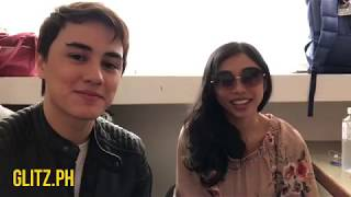 (EXCLUSIVE) Interview with MayWard in Taiwan Part 1