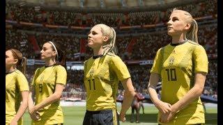 [HD] Sweden Vs Thailand | Match Coupe Du Monde 2019 FIFA | 16 Juin 2019 | FIFA 19