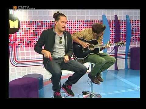 Mau y Ricky video Preguntas - Acústico en CM - 2013