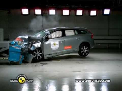 Euro NCAP | Volvo V60 Plug-In Hybrid | 2012 | Crash test