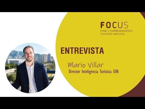 Entrevista a Mario Villar en Focus Pyme y Emprendimiento Marina Alta y Marina Baixa 2019[;;;][;;;]