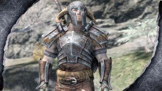 ▶Skyrim Remastered: Ancient Nord Armor Light And Heavy ♦️MOD SHOWCASE♦️   Killerkev ✔️