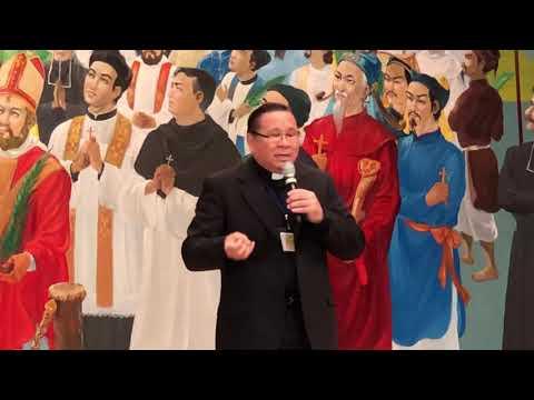 Hỏi đáp với LM Nguyễn Khắc Hy. LY Dị có được phép rước Lễ Không?