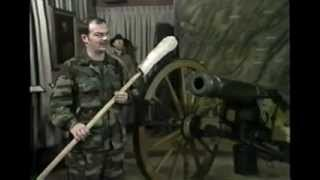 Art Alphin discusses American Civil War artillery