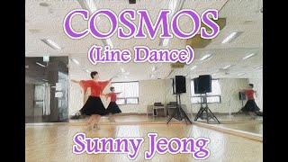 COSMOS (코스모스) (Line Dance, Sunny Jeong)
