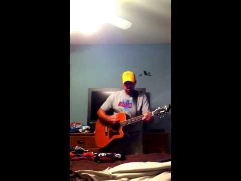 Like Jesus Does - Eric Church (Cover) Playin' around