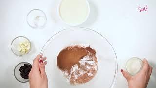 SistaCafe Channel : วิธีทำบัวลอยลาวา