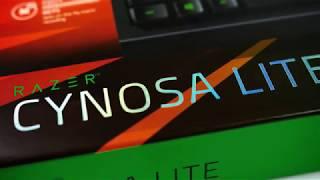 Razer Cynosa Lite RGB Chroma | Краткий обзор