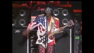 Bootsy Collins with The New Rubber Band - 1993