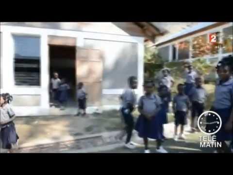 Interview de Patrick COULOMBEL sur les actions de la Fondation Architectes de l'Urgence en Haïti diffusée sur France 2 dans l'émission Télématin le 27/02/15.