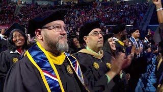 UMUC Commencement: Saturday Afternoon Ceremony - December 16, 2017