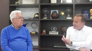 Interview du Président du District des Yvelines de Football en ce début de saison 2021/2022