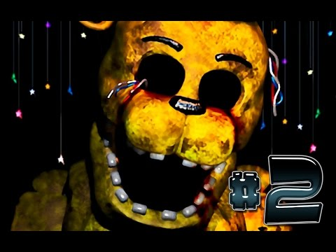Five Nights At Freddy`s 3 Part 2