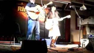 Corinne West & Kelly Joe Phelps  ROTR Festival 2010  Horseback In My Dreams