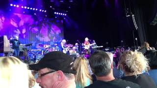 Joe Walsh Live - Rosewood Bitters - Concord Pavilion 5/17/16