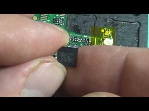 BQ 5515 Wide (BQS-5515) после воды. Не включался. Замена транзистора AW3112DNR (AW12), КП MT6328