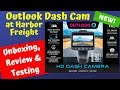 Outlook 1080P HD Dash Cam Unboxing & Review by Javo's Garage