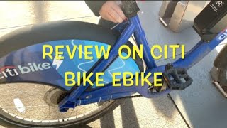 What do I think of the new Citi bikes: New bikes and Docks in NYC How to spot an bike