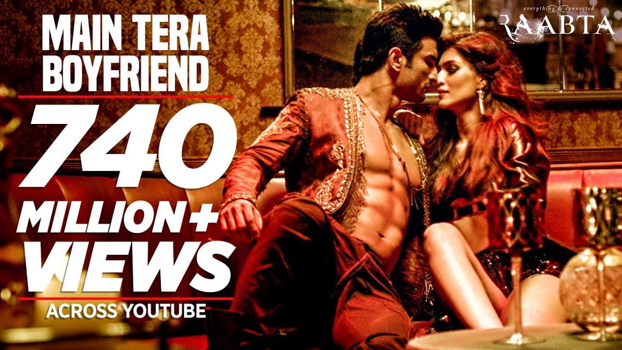 Mai tera boyfriend song lyrics - Arijit Singh, Neha Kakkar & meet bros | www.lyricsforromanticsong.com