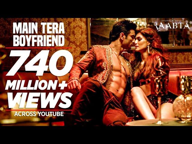 Main Tera Boyfriend Video Song | Raabta Movie Songs | Arijit Singh | Neha Kakkar