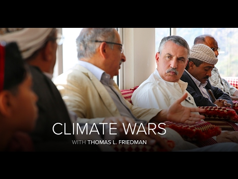 Years of Living Dangerously - 'Climate Wars - Yemen' with Thomas Friedman
