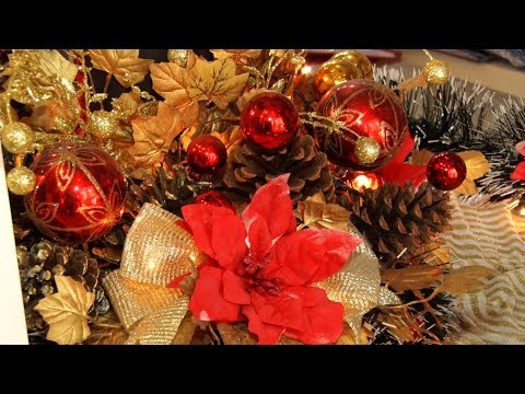 Decorações natalinas em vitrines de Nova Friburgo participam de concurso