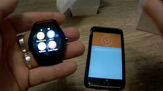 DIGGRO DI03 - Smartwatch - Review + Hands On