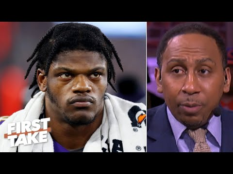 Download Stephen A. doesn't hold back on criticizing Lamar Jackson | First Take HD Mp4 3GP Video and MP3