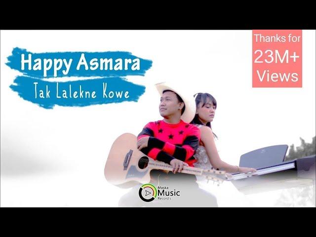 Happy Asmara - Tak Lalekne Kowe (Official Music Video)