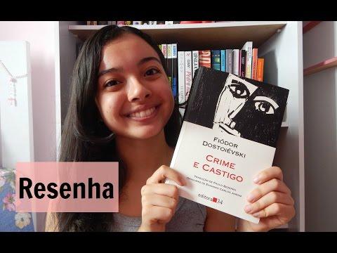 Crime e Castigo, de Fiódor Dostoiévski