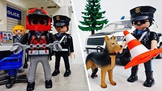 Jail Break from the Police Station~! - ToyMart TV