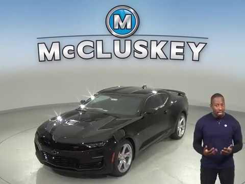 New 2019 Chevrolet Camaro SS