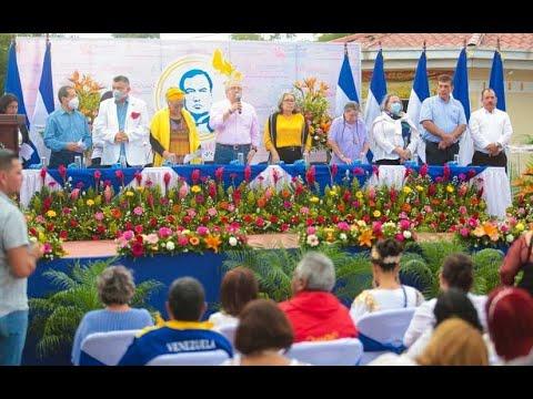 Asamblea Nacional sesiona en Ciudad Darío en conmemoración del natalicio de Rubén Darío