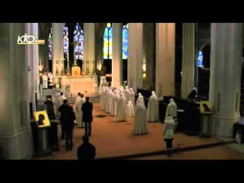 Office du milieu du jour de la Semaine de prière pour l'unité des chrétiens