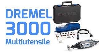 IL PROVATUTTO Dremel 3000-1/25 EZ Multiutensile