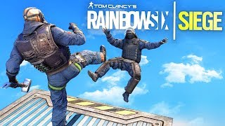 Rainbow Six Siege - FAILS & WINS: #2 (Funny Moments Compilation)